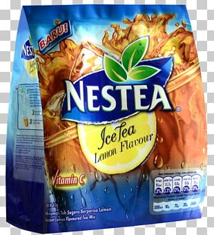 Iced Tea Green Tea Nestea Lemon PNG