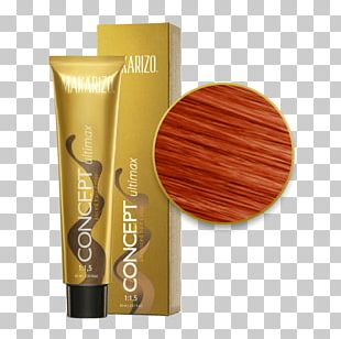 Mahogany Chestnut Color Hair Dye PNG