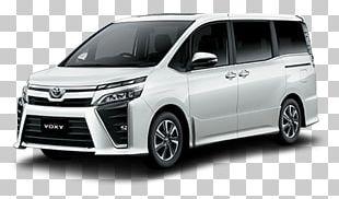 Toyota Noah Minivan 2018 Toyota Yaris Car PNG