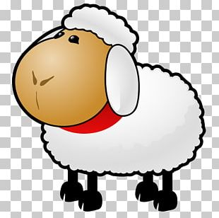 Boer Goat Sheep Drawing Free Content PNG