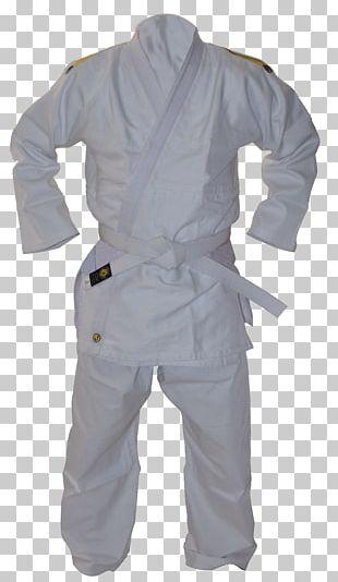 Judogi Uniform Karate Gi International Judo Federation PNG