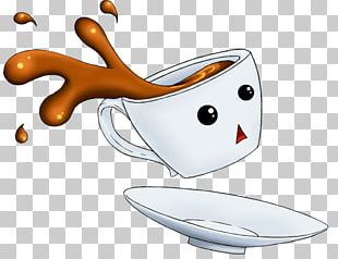 Coffee Cup Cafe Animation PNG
