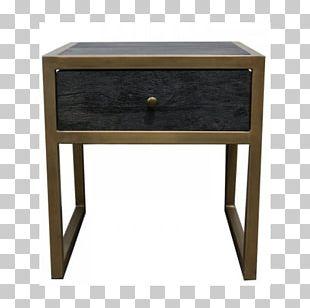 Dressoir Bedside Tables Furniture Drawer PNG
