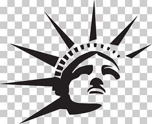 Statue Of Liberty Ellis Island Drawing PNG