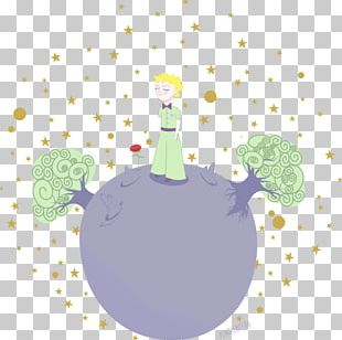T-shirt The Little Prince PNG