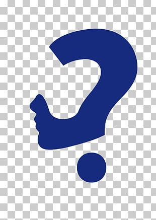 Logo Question Mark PNG