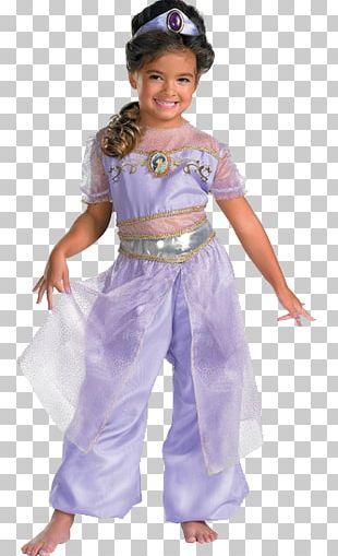 Princess Jasmine Dress Halloween Costume Clothing PNG