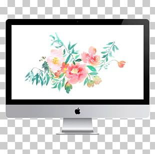 Desktop Watercolor Painting Watercolor: Flowers PNG