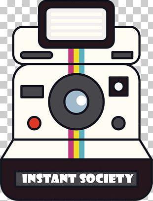 Photographic Film Instant Camera Graphics Polaroid Corporation PNG