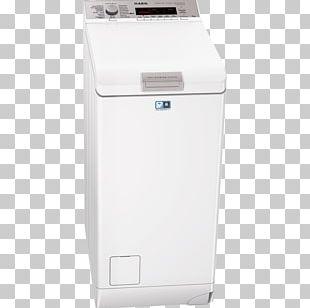 Washing Machines AEG L71260TL Vrijstaand Bovenbelading 6kg 1200RPM A+++ Wit Wasmac AEG 2. Wahl / LAVAMAT L6FB50470 7Kg PNG