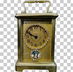 Carriage Clock Antique Howard Miller Clock Company Floor & Grandfather Clocks PNG