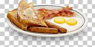 Sausage Breakfast Pancake IHOP Bacon PNG