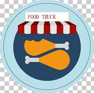 Food Truck Car Sticker PNG