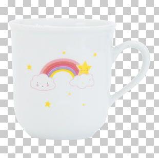 Coffee Cup Unicorn Mug Kop PNG