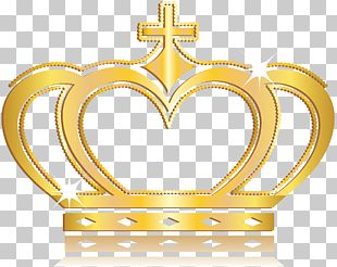 Gold Crown PNG