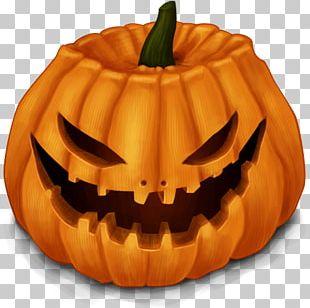 Halloween Pumpkin Jack-o-lantern Icon PNG