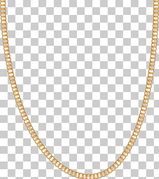 Necklace Jewellery Gold Chain Carat PNG