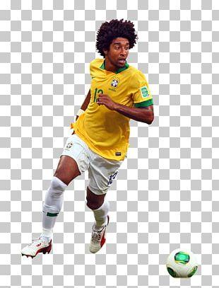 Brazil National Football Team Soccer Player Brazil V Germany Rendering PNG