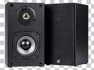 Studio Monitor Computer Speakers Subwoofer Loudspeaker Dayton Audio B652 PNG