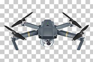 Mavic Pro Phantom Unmanned Aerial Vehicle DJI Quadcopter PNG
