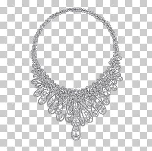 Necklace Jewellery Earring Diamond Brilliant PNG