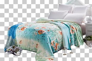 Bed Sheet Bedding Bed Frame PNG
