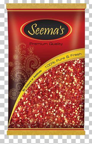 Chili Powder Chili Pepper Garam Masala Crushed Red Pepper Vegetarian Cuisine PNG