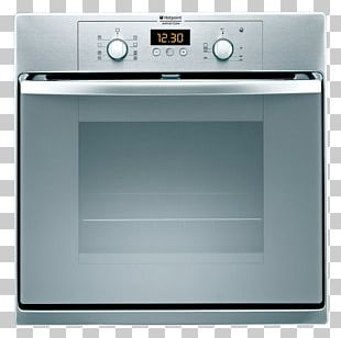 Oven Hotpoint Stove Ariston Thermo Group Home Appliance PNG