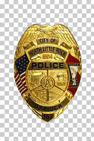 Badge North Little Rock Police Department North Little Rock Police And Fire PNG