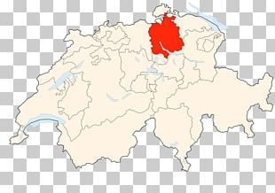 Basel Canton Of Zurich Canton Of St. Gallen Cantons Of Switzerland Map PNG