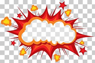 Cartoon Explosion Comics Comic Book PNG