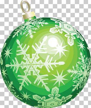 Christmas Balls PNG
