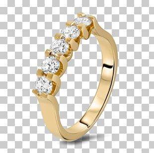 Engagement Ring Wedding Ring Diamond Cut Emerald PNG