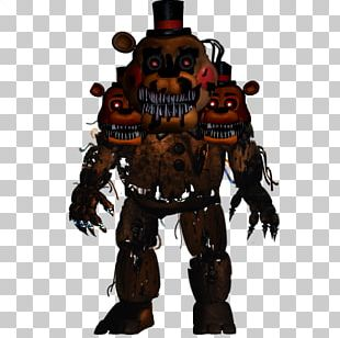 Five Nights At Freddy's 2 Drawing Animal Figurine Stuffed Animals & Cuddly Toys PNG