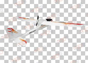 Glider Airplane Fixed-wing Aircraft Radio-controlled Aircraft PNG