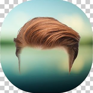 Hairstyle Editor PNG