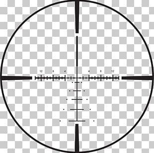 Reticle Telescopic Sight Leupold & Stevens PNG