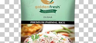 Rice Vegetarian Cuisine Basmati Plastic Bag Packaging And Labeling PNG