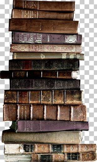 Used Book Reading PNG