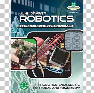 Electronics Robotics Electronic Engineering Drawer PNG