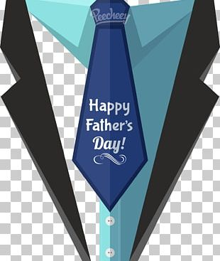 Fathers Day Wedding Invitation Greeting Card PNG