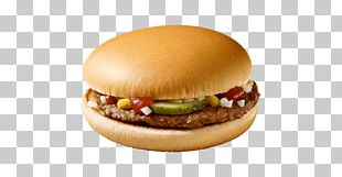 McDonald's Hamburger Cheeseburger McDonald's Big Mac PNG