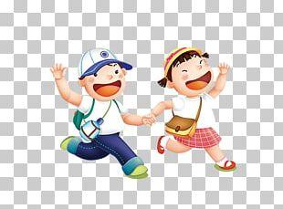 Linfen School Child Education Cartoon PNG