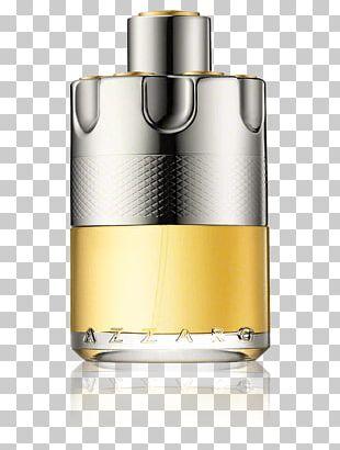 Perfume Azzaro Pour Homme Eau De Toilette Deodorant PNG
