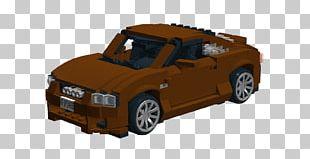 Truck Bed Part Compact Car Bumper Automotive Design PNG