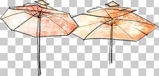Umbrella Beach Auringonvarjo PNG