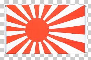Flag Of Japan Rising Sun Flag World War II PNG