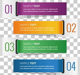 Painted Banners Digital Color Label PNG