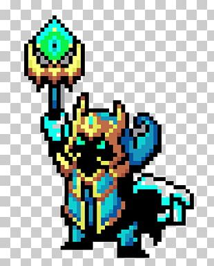 Pixel Art League Of Legends Video Game PNG