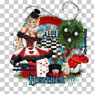 Queen Of Hearts Card Costume Christmas Ornament Illustration PNG